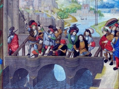 Assassination of John the Fearless